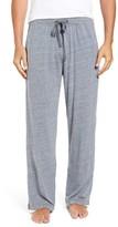 Daniel Buchler Men's Recycled Cotton Blend Lounge Pants