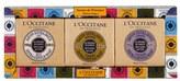 L'Occitane 'Savons De Provence' Deluxe Soap Set