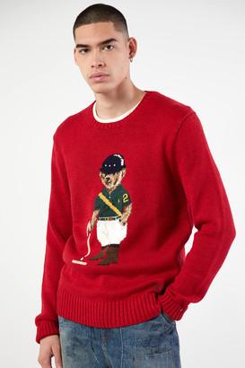 Polo Ralph Lauren Riding Bear Sweater