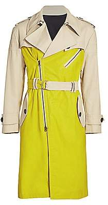 TRE by Natalie Ratabesi Women's The Morganite Trench Coat