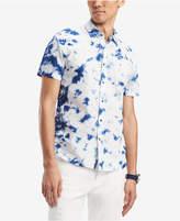 Tommy Hilfiger Men's Classic Fit Tie Dye Shirt