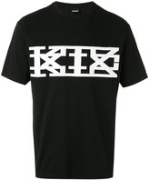 Kokon To Zai printed T-shirt - men - Cotton - XS