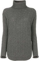 Polo Ralph Lauren ribbed turtle neck top