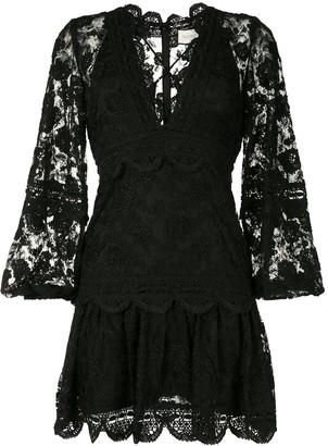 Alexis Preena lace mini dress