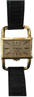 Jaeger-LeCoultre Etrier Gold Yellow gold Watches
