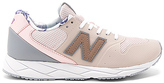 New Balance 96 Sneaker in Beige