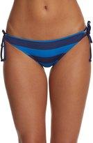 Splendid Marcel Stripe Tunnel Bikini Bottom 8116969