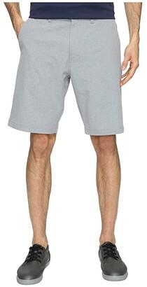 Travis Mathew Beck Shorts (Light Grey) Men's Shorts