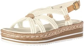 Mojo Moxy Women's Treasure Platform Sandal