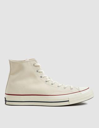 Converse Chuck Taylor 70 Hi Sneaker in Parchment