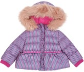 Juicy Couture Baby Delta Geo Puffer Jacket
