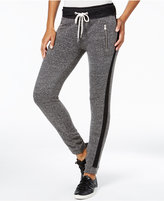 Calvin Klein Tuxedo-Striped Jogger Sweatpants