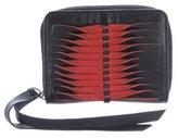 Maje Leather Card Holder