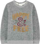 Catimini Sweatshirt with patches