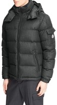 Moncler Men's 'Montegenevre' Quilted Down Jacket