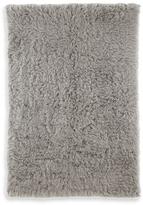 nuLoom Flokati Hand-Woven Wool Greek Rug