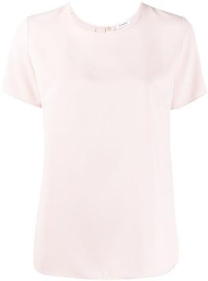 P.A.R.O.S.H. back zip T-shirt
