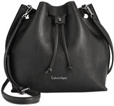 Calvin Klein Drawstring Bucket Bag