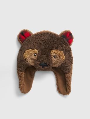Gap Toddler Bear Trapper Hat
