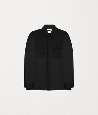 Bottega Veneta SHIRT JACKET IN COTTON
