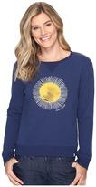Life is Good Sun Go-To Crew Sweatshirt Women's Sweatshirt