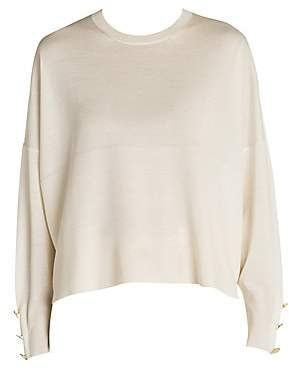 Stella McCartney Women's Oversize Knit Pullover