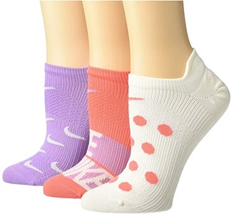 Nike Everyday Plus Lightweight Socks (Multicolor 1) Low Cut Socks Shoes