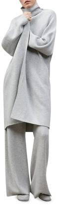 Lafayette 148 New York Double Knit Cashmere-Blend Coat