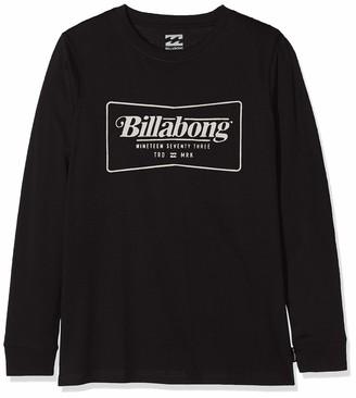 Billabong Boys' TRD MRK LS T-Shirt