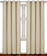 Utopia Bedding Blackout, Room Darkening Curtains Window Panel Drapes - (Beige Color) 2 Panel Set, 52 inch wide by 84 inch long each panel-