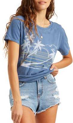 Billabong Take Me Back Graphic Tee