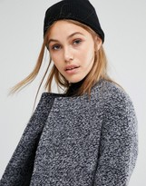 Pieces Knitted Beanie with Cashmere