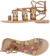 Dixie Toe strap sandals