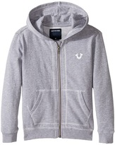 True Religion French Terry Hoodie (Toddler/Little Kids)