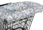 Balboa Baby Shopping Cart and High Chair Cover in Grey Dahlia
