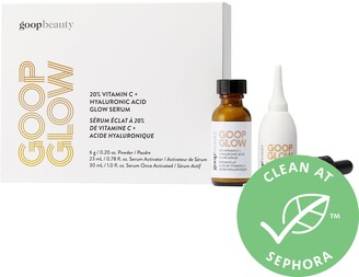 Goop GOOPGLOW 20% Vitamin C and Hyaluronic Glow Serum