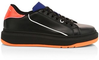 Paul Smith Leyton Leather Low-Top Sneakers