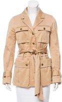 Louis Vuitton Lightweight Belted Jacket