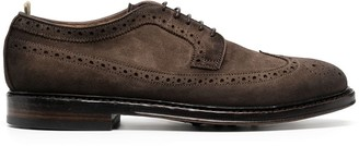 Officine Creative Hopkins lace-up brogues