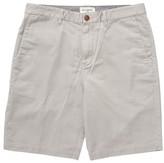 Billabong Toddler Boy's 'Carter' Cotton Twill Shorts