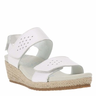 Propet Women's Madrid Espadrille Wedge Sandal