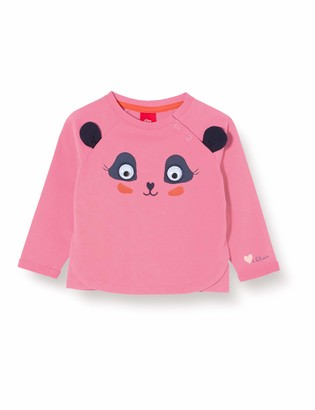 S'Oliver Junior Baby Girls' Sweatshirt Langarm