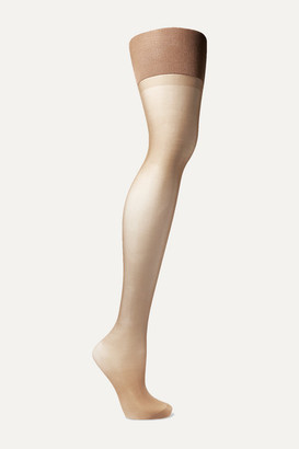 Spanx Firm Believer High-rise 20 Denier Shaping Tights - Brown