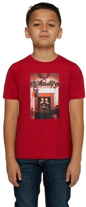 Jordan Air Eighty Five Crew T-Shirt - Gym Red / Black