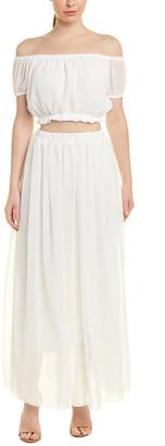 Nisha Outi 2Pc Maxi Dress