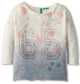 Benetton Kids Sweater L/S 3GI5C1106 (Toddler/Little Kids/Big Kids)