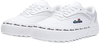 Ellesse Alzina (White/White/White) Women's Shoes