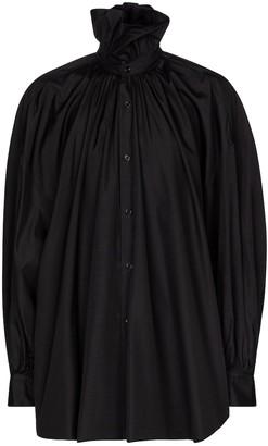 Noir Kei Ninomiya Cotton poplin shirt