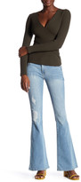 Just USA Distressed Flare Jean