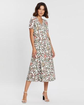 Sportscraft Agave Print Dress